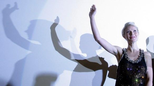 Gwyneth Paltrow Iron Man Premiere