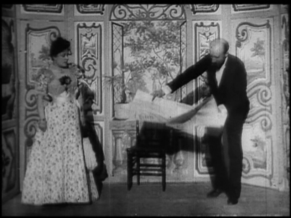 Georges Melies ~ Vanishing Lady