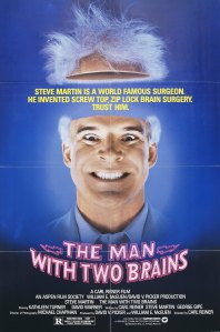 man-with-two-brains-poster