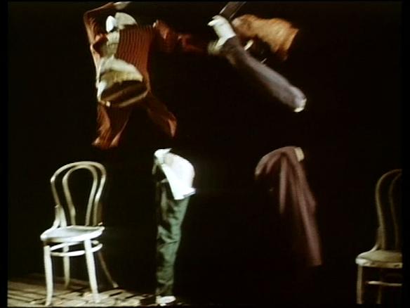Jan Svankmajer's The Last Trick