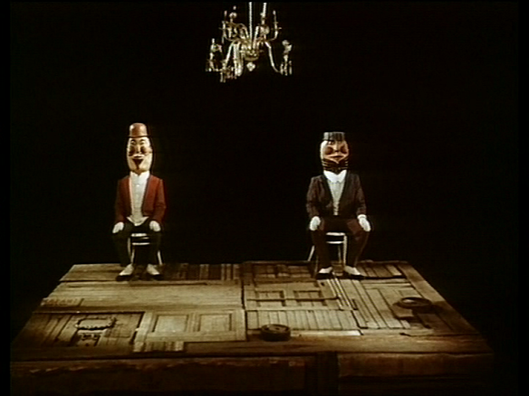 Jan Svankmajer's The Last Trick