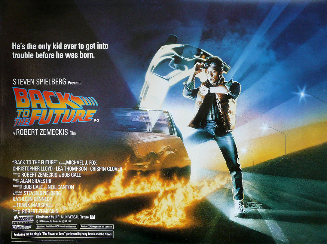 Back to Back to the Future | Spectacular Attractions