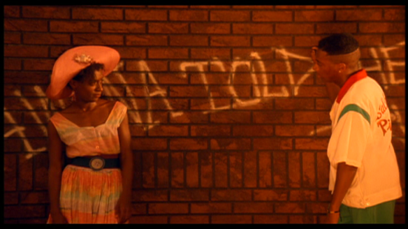 Do the Right Thing: Spike Lee, Joie Lee
