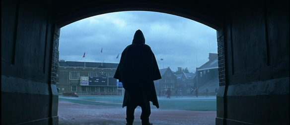 Unbreakable (M. Night Shyamalan, 2000): Bruce Willis