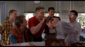 Back to the Future: Crispin Glover