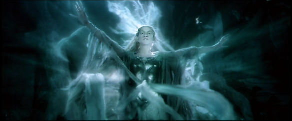The Lord of the Rings: The Fellowship of the Ring (Peter Jackson, 2001): Cate Blanchett as Galadriel