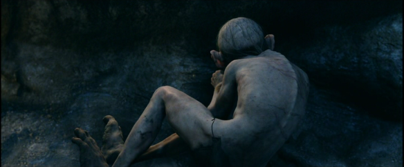 The Lord of the Rings: The Two Towers (Peter Jackson, 2002): Andy Serkis as Gollum
