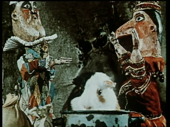 Punch and Judy (Jan Švankmajer, 1966)