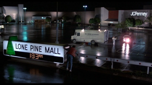 Back to the Future: Lone Pine Mall