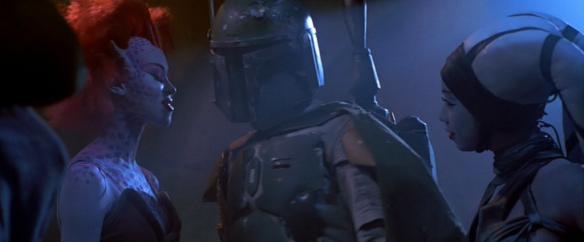 Star Wars: Return of the Jedi 15th minute