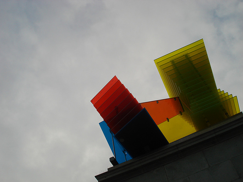 "Fourth Plinth: Thomas Schütte's ""Model for a Hotel"""