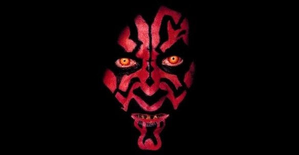 Star Wars Phantom Menace Darth Maul