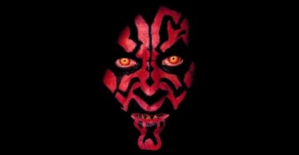 Star Wars Phantom Menace Darth Maul