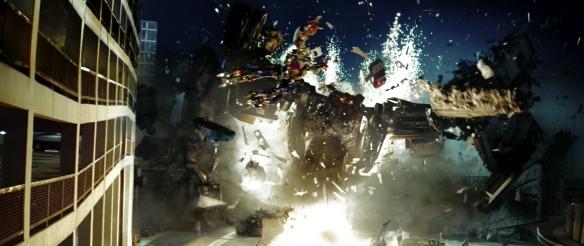 Transformers Revenge of the Falling