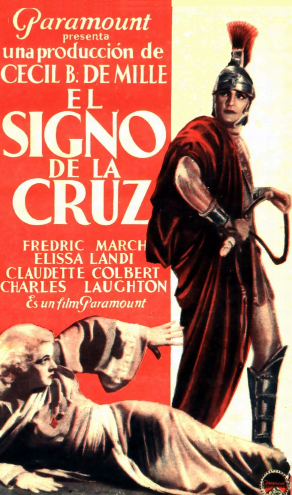 Poster - Sign of the Cross, The (1932)_07