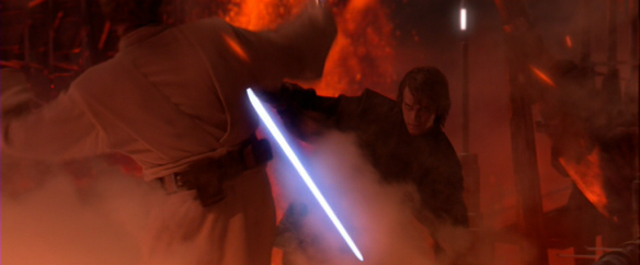 Star Wars: Revenge of the Sith, Hayden Christensen, Ewan McGregor