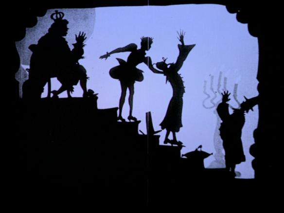 Lotte Reiniger's Cinderella (1922)
