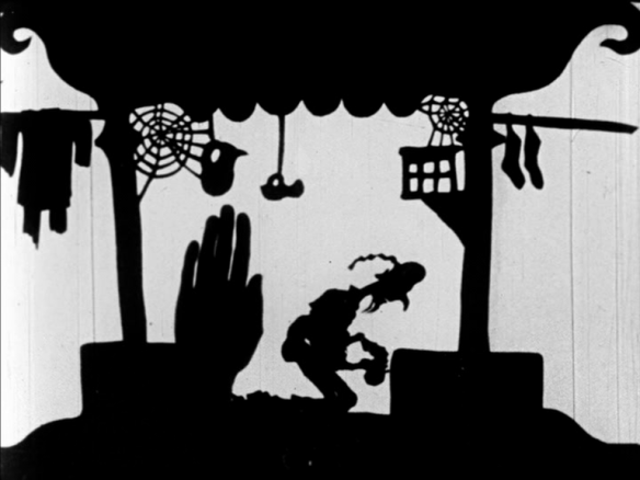 Lotte Reiniger The Death-feigning Chinaman
