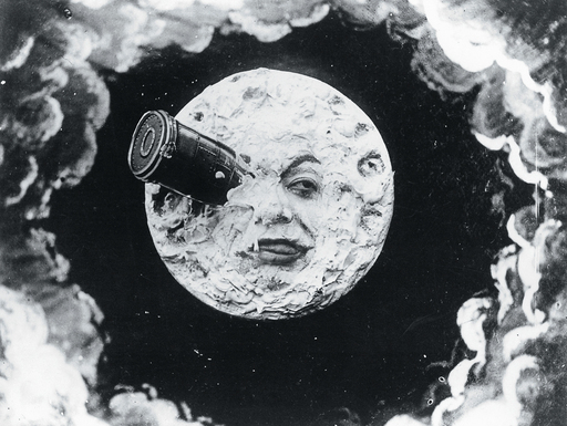 A Trip To The Moon by Georges Méliès