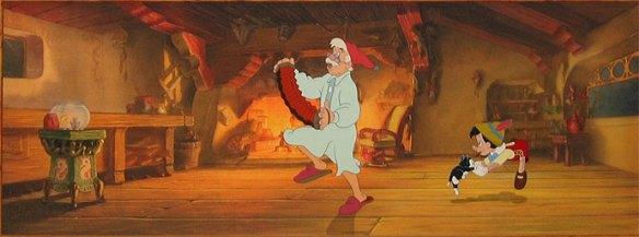 Disney Pinocchio Background