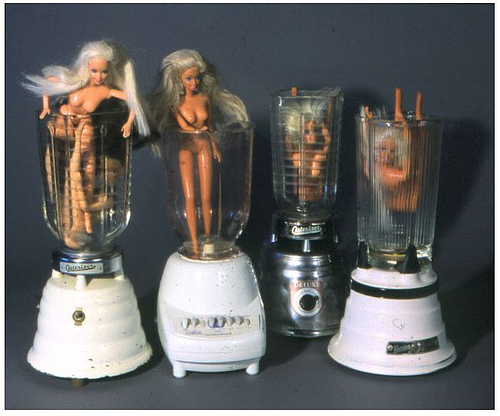 Image result for tom forsyth food chain barbie
