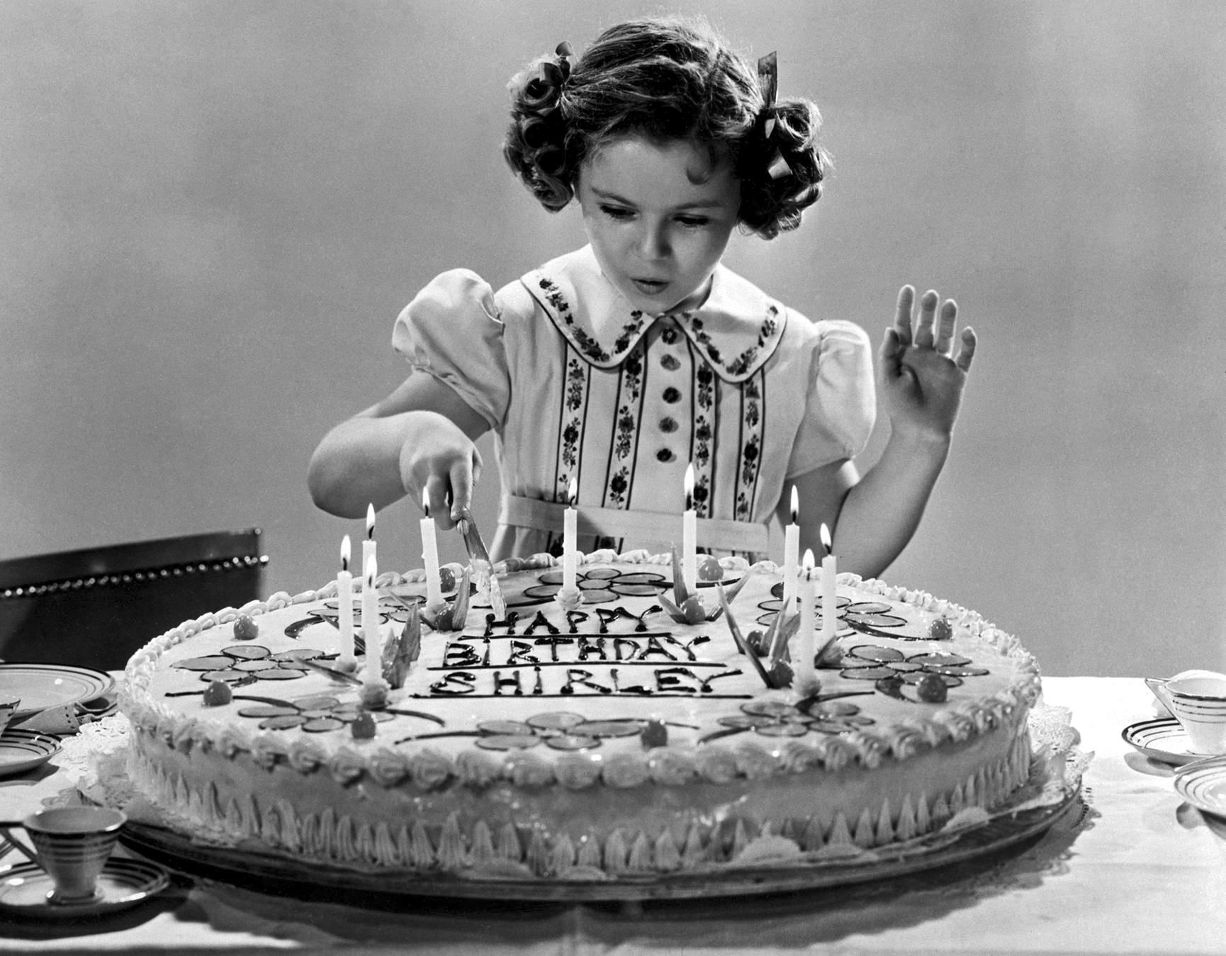 Happy Birthday Shirley Cake Images