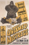 1953 - untamed mistress