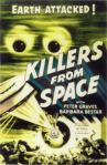 1954 - Killers From Space (Poster)