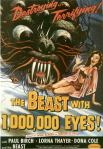 1956 - Beast With 1,000,000 Eyes,The (Poster)