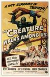 1956 - Creature Walks Among Us, The (Poster)