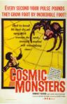 1957 - Cosmic Monsters (Poster)