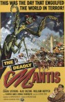 1957 - Deadly Mantis, The (Poster)