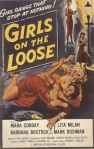 1958 - girls on the loose