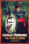 Mark of Zorro, The 1920-1A3