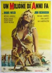 ONE MILLION YEARS BC (ITALIAN) Raquel Welch