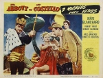 Poster - Abbott and Costello Go to Mars_03