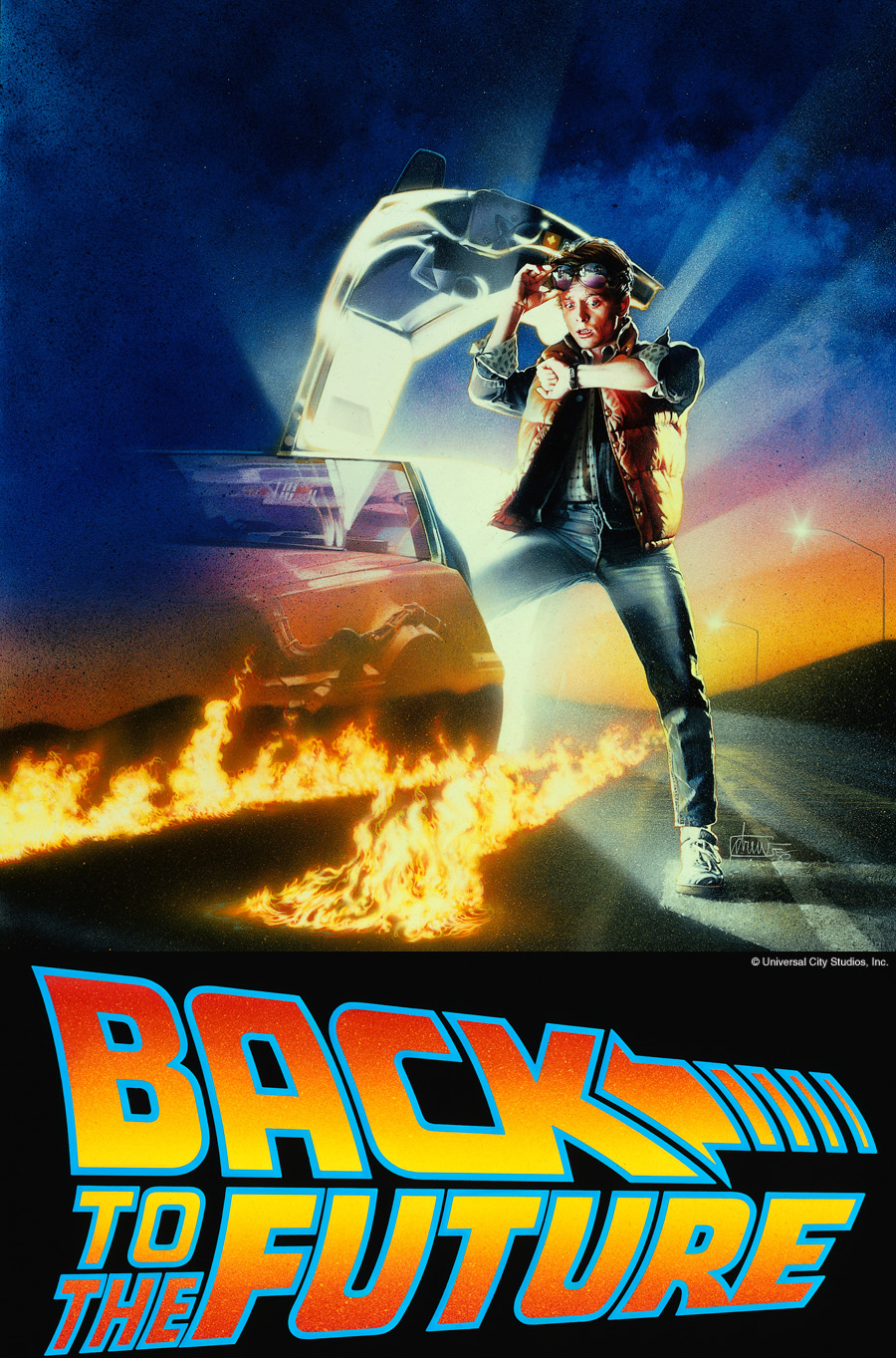 Back to the Future (1985) Back_to_the_future_poster