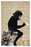 Brandon Schaefer poster Planet of the Apes