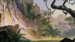 Jungle Book background
