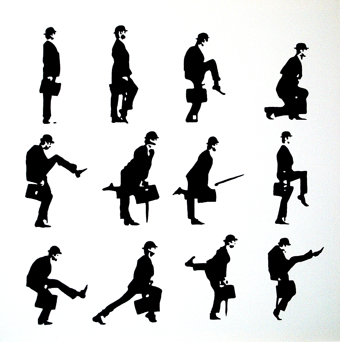Fragment #30: Marcia Landy on The Ministry of Silly Walks ...
