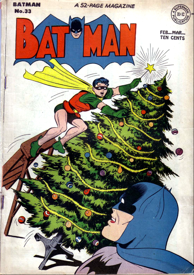 Picture of the (Christmas) Week #59: Christmas for Batman ...