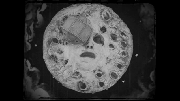 the story and theme behind george melies film a trip to the moon Chapter 1 david robinson, georges méliès: father of film  for george [sic] melies co v  trip to the moon with méliès: behind the digital .