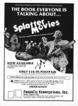 Splatter Movies
