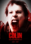 Colin zombie movie poster
