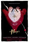 The Hunger poster Catherin Deneuve David Bowie Susan Sarandon