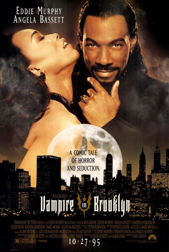 Vampire Brooklyn Movie 125 Vampire Movie Posters