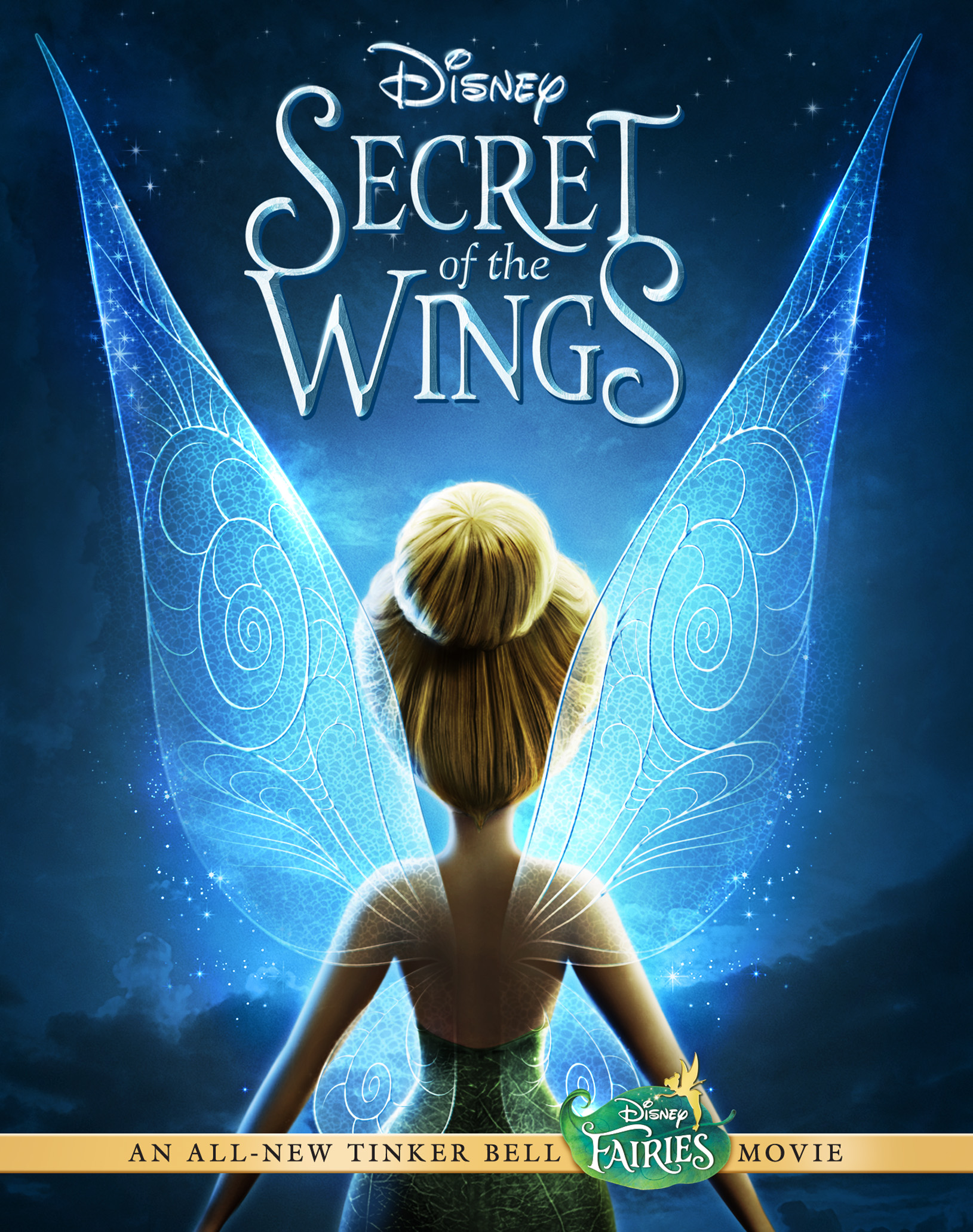 Tinkerbell secret of the wings soundtrack list
