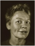 Chuck Close Laurie Anderson Daguerrotype