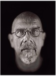 Chuck Close Self-portrait Daguerreotypes