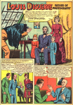 Louis Daguerre Camera Comics #5 (1945) a